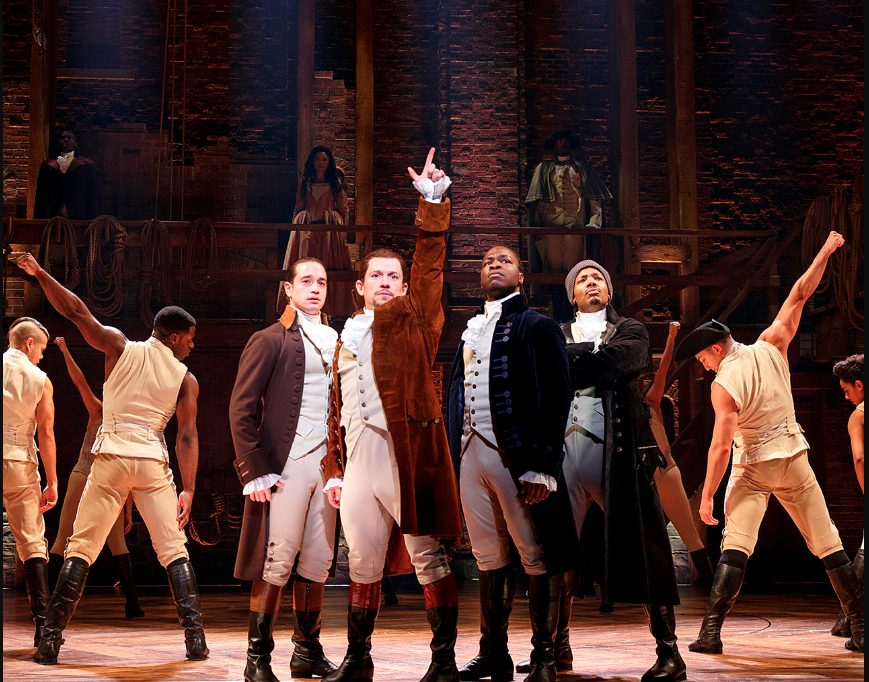 Hamilton is Coming to Vancouver