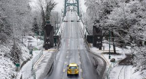 ICBC Insurance Claims Ice Bombs Vancouver Snowstorm 2020