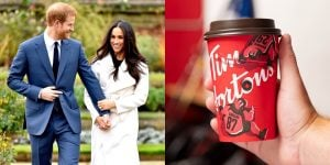 Meghan Markle and Prince Harry Offered Tim Hortons Coffee For Life