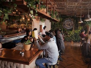 Original Cannabis Cafe California Weed Restaurant