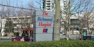Richmond Hospital birth tourism