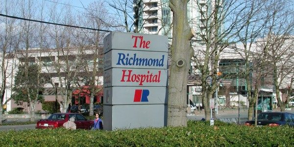 Richmond Hospital birth tourism