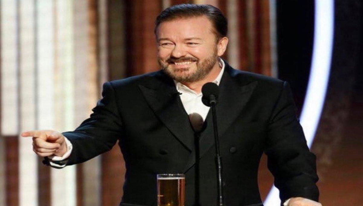 Ricky Gervais Raved About Vancouver Beer - Leading To a Beer Named Ricky Tears