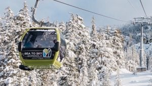 Sea-To-Sky Gondola Re-Opening