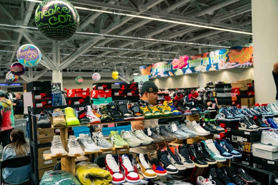 Sneaker Con Vancouver Convention Centre 2020