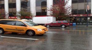 Taxi Vs. Uber Battle