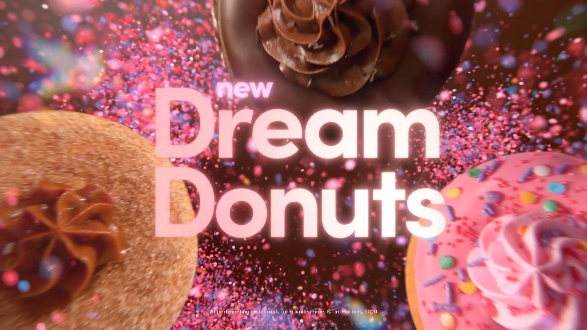 Tim Hortons Dream Donuts