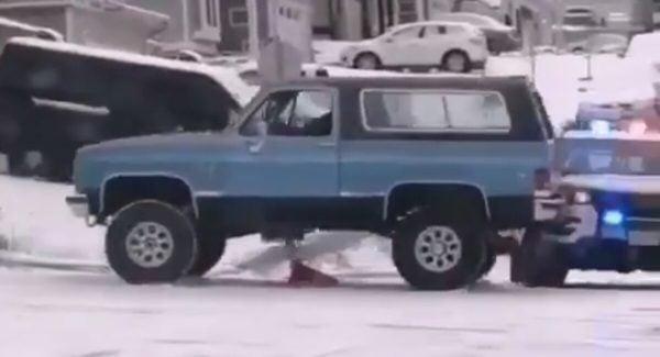 Vancouver Snowstorm 2020