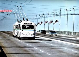 Vancouver Transit bus history