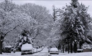 Metro Vancouver snow warning