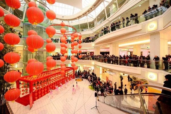 lunar new year metropolis metrotown