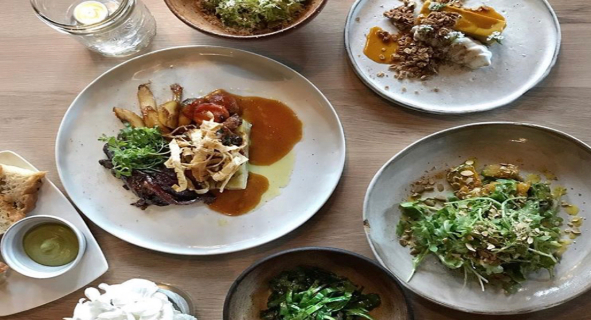 This Vegan Vancouver Restaurant was Named Second Best In the World