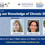 Shaping our Knowledge of Chronic Disease 2020