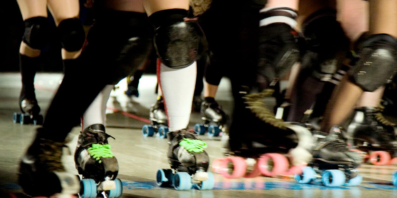 Disco Roller Derby