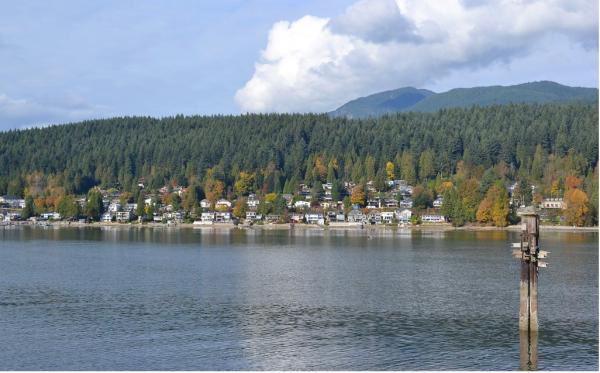 Port Moody - Metro Vancouver population