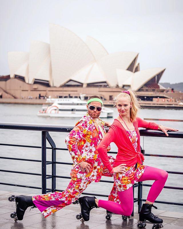 Roller Disco Brunch Sydney