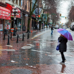 Will This Weekend's Forecast + New Fines Keep Vancouverites Inside?