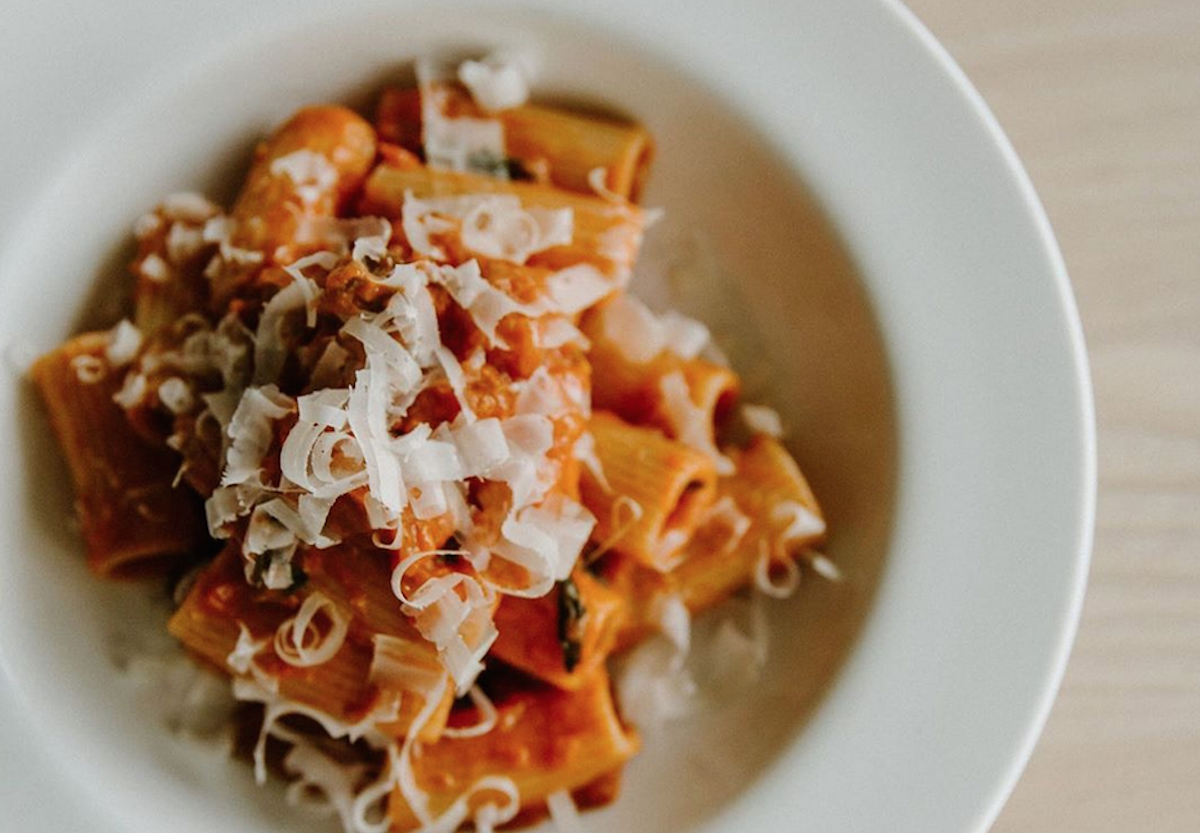 A New Destination For Pasta & Wine Is Coming To Vancouver