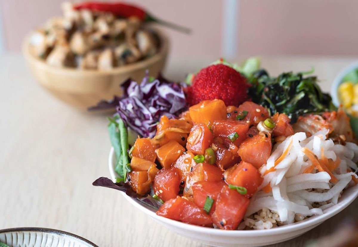 This Burnaby Eatery Giving Away Free Poke Bowls On Opening Weekend