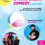 Spring Break Comedy at Yuk Yuk's 2020