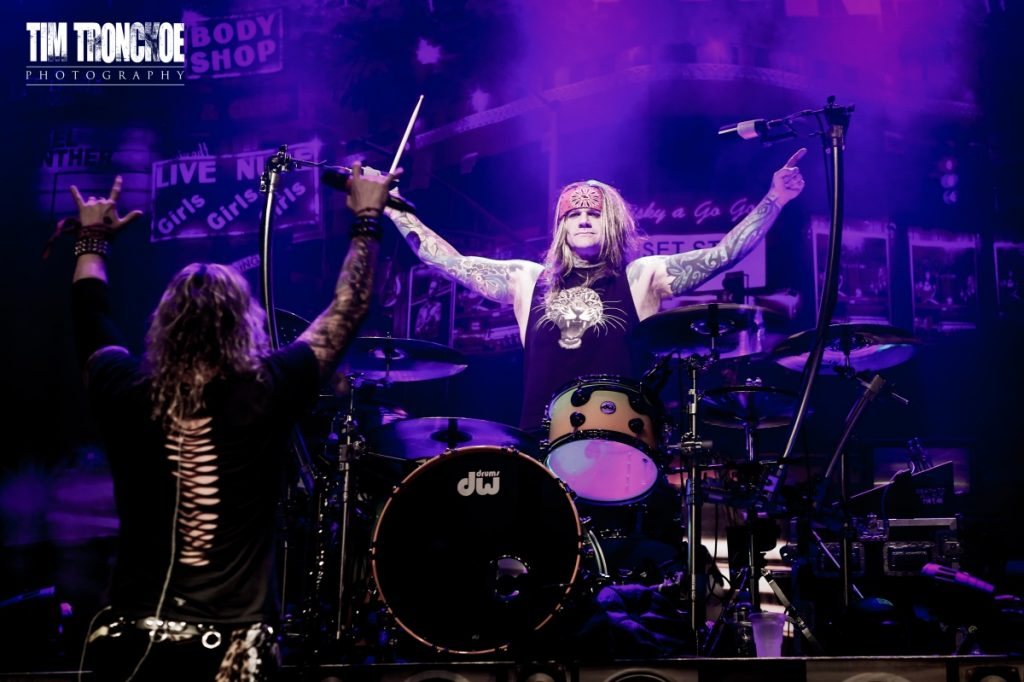 steel panther hard rock casino vancouver