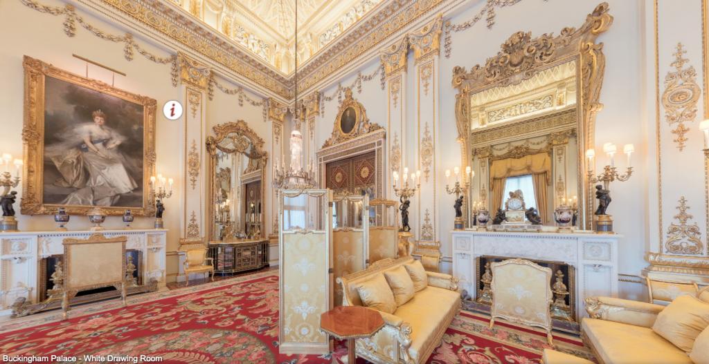 Buckingham Palace Drawing Room