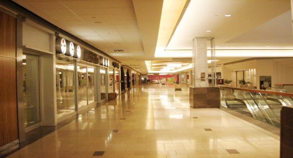 Empty malls unemployment