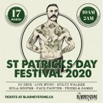 St. Patrick's Day at the Blarney Stone 2020