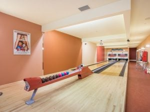 $11.5 million home complete with bowling allley
