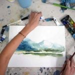 Watercolour Landscape Painting Workshop 2020