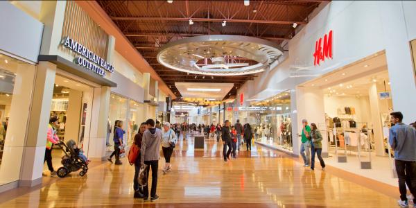 malls closing