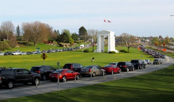 canada us border reopen vaccinated americans