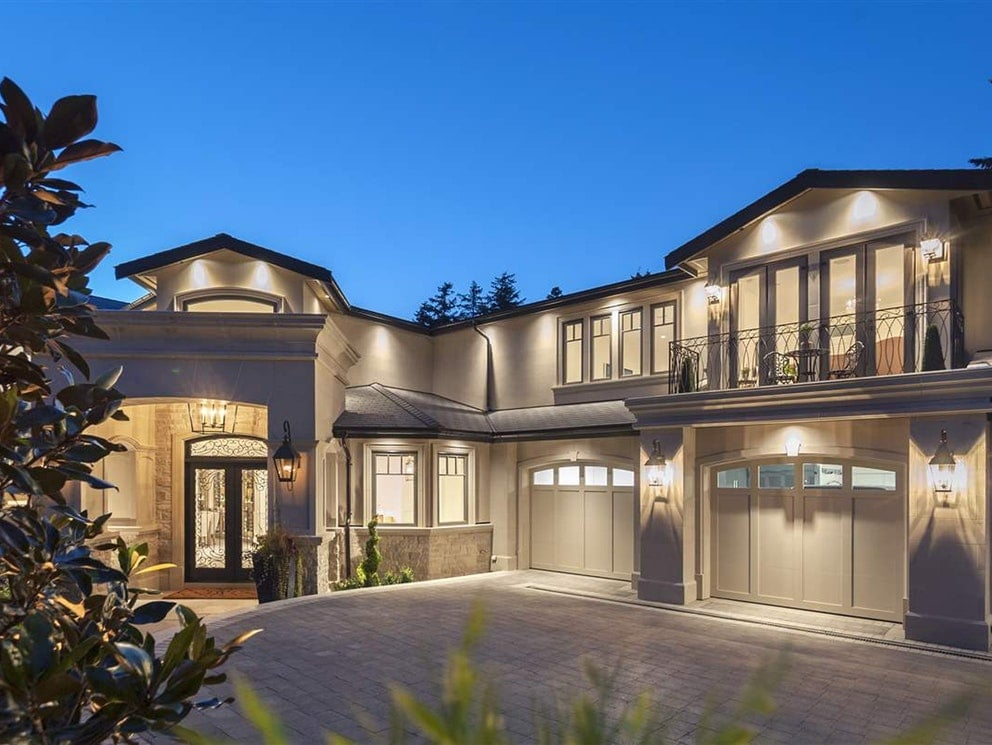 Crescent Beach Surrey mansion