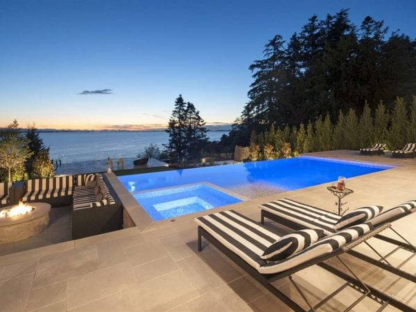 Crescent Beach mansion