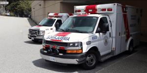 Royal Columbian Hospital free parking
