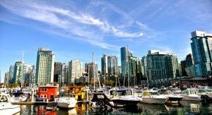 Vancouver forecast April14-17
