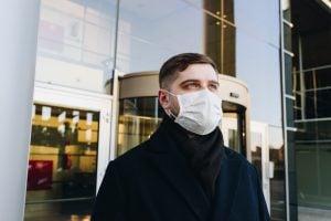 Coronavirus fears masks