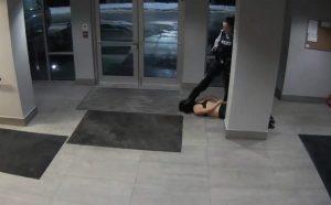 Kelowna RCMP alleged assault