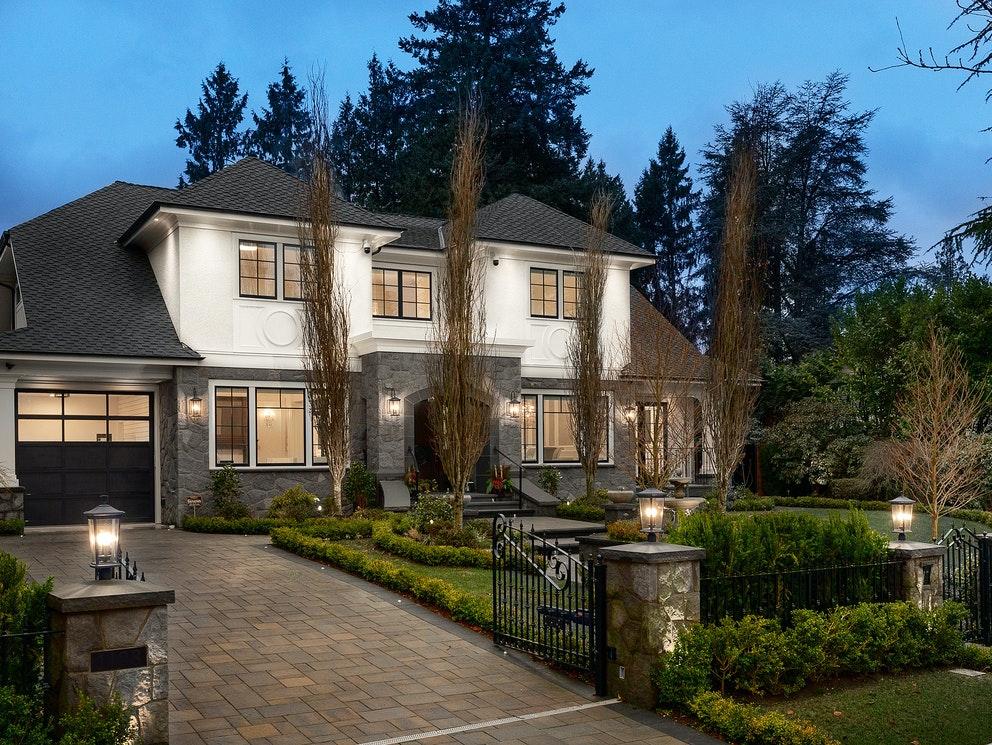 Shaugnessy mansion