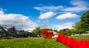 North Van public drinking