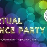 Virtual Dance Party With Pop Queen Cardio 2020