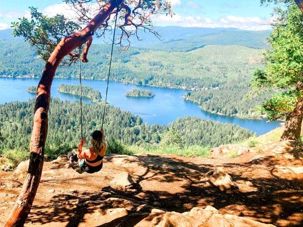 old baldy mountain trail