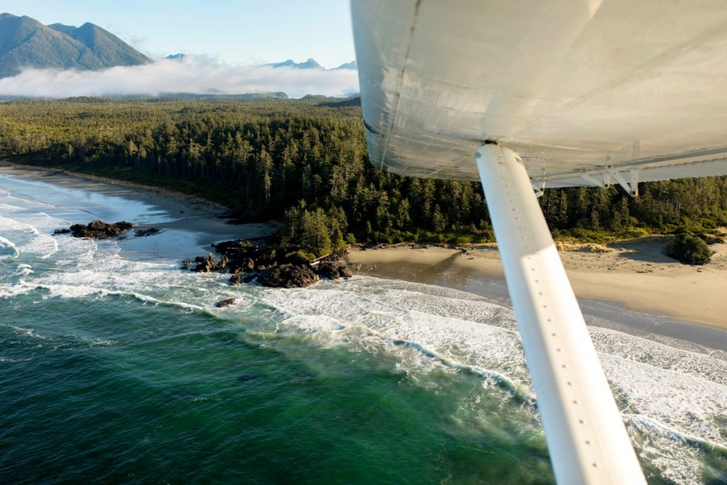 best beaches on vancouver island