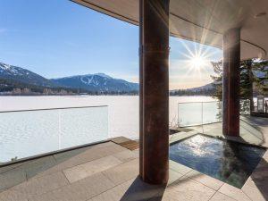 Take A Peek Inside This $12.5M Lakeside Whistler Chalet
