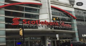 Cineplex theatre Scotiabank