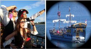 Sail The High Seas On This Pirate Ship In Vancouver This Summer