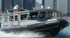 RCMP boat