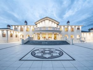 Richmond Mega-Mansion Is The Most Expensive Listing In The City (PHOTOS)