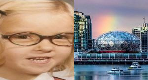 "A Young Bonnie Henry Is Science World's New ""Nerds"" Campaign Poster Child"
