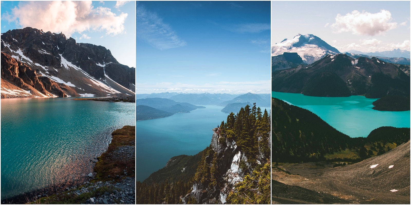 Tough Metro Vancouver Hikes Featuring Rewarding Views To Make It All Worth It